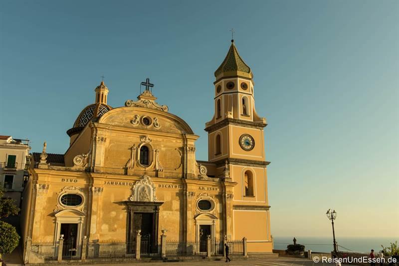 Kirche Parrocchia di San Gennaro in Praiano