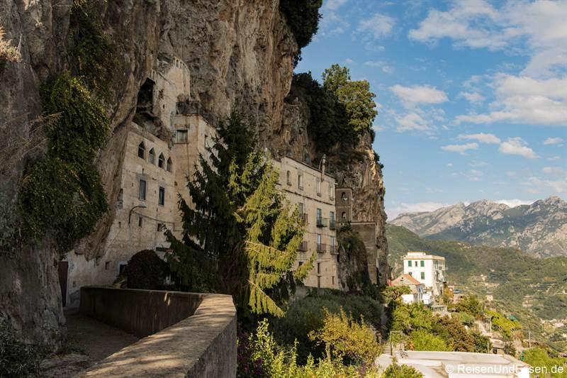 Heiligtum der Heiligen Cosma und Damiano bei Ravello