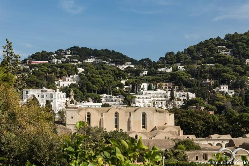 Certosa San Giacomo in Capri