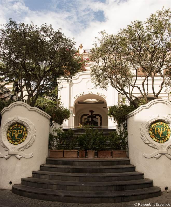 Hotel La Palma in Capri