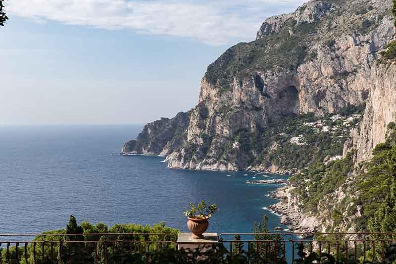 Südküste von Capri