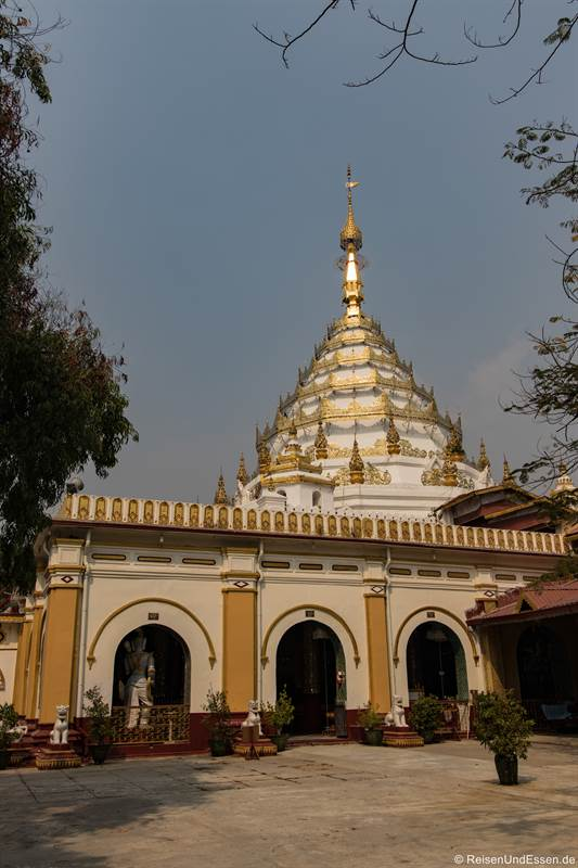 Kyauktawgyi-Pagode in Mandalay