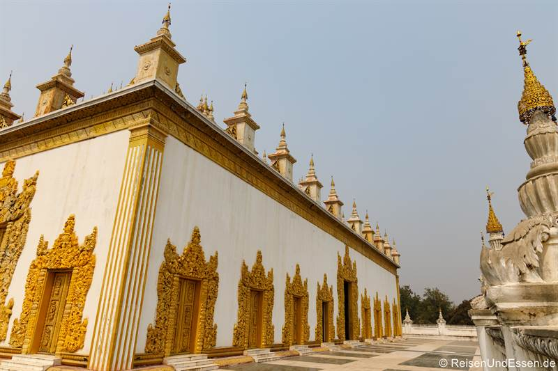 Atumashi-Kloster in Mandalay