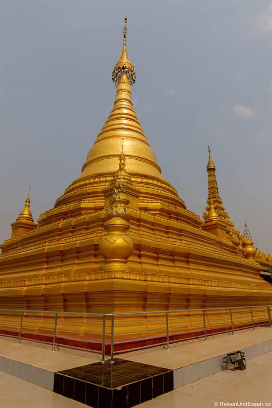 Sandamuni-Pagode in Mynanmar