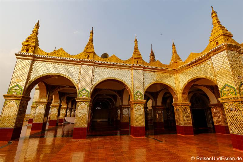 Su Taung Pyae Pagode - Sehenswürdigkeiten in Mandalay