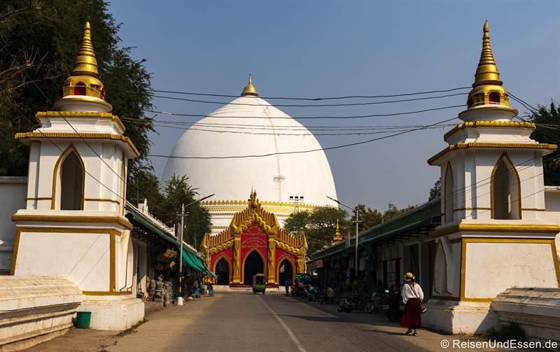 Kaunghmudaw Pagode bei Sagaing