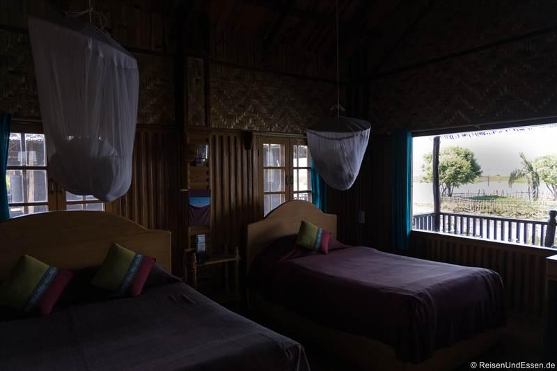 Zimmer im Golden Island Cottages Thale-U Hotel