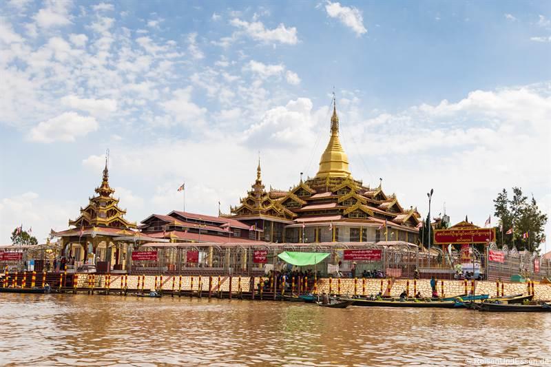 Phaung Daw Oo Pagode am Inle-See