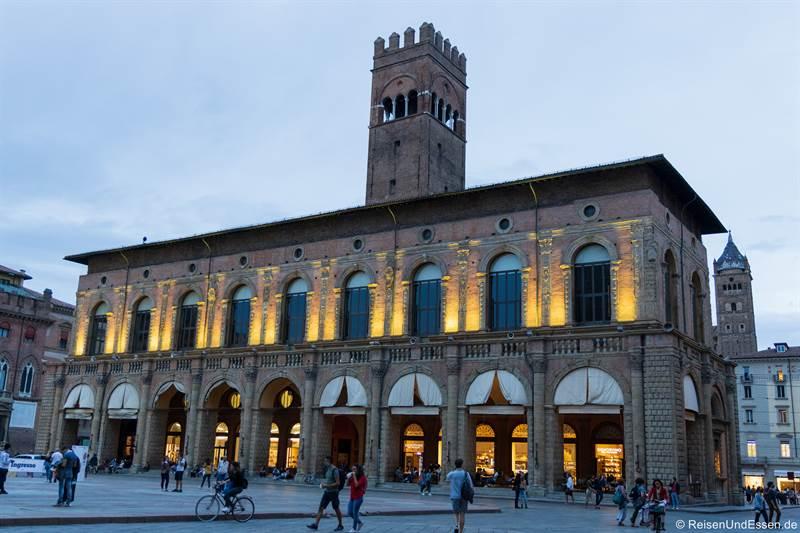 Palazzo del Podesta in Bologna - Fotoparade 2020