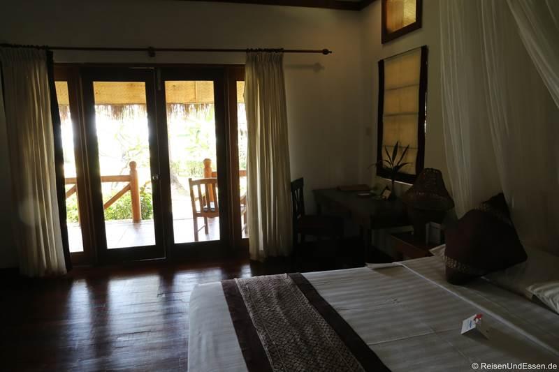 Zimmer im Hotel Myanmar Treasure Resort in Ngwe Saung