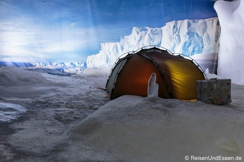 Expedition in der Antarktis - Klimahaus Bremerhaven