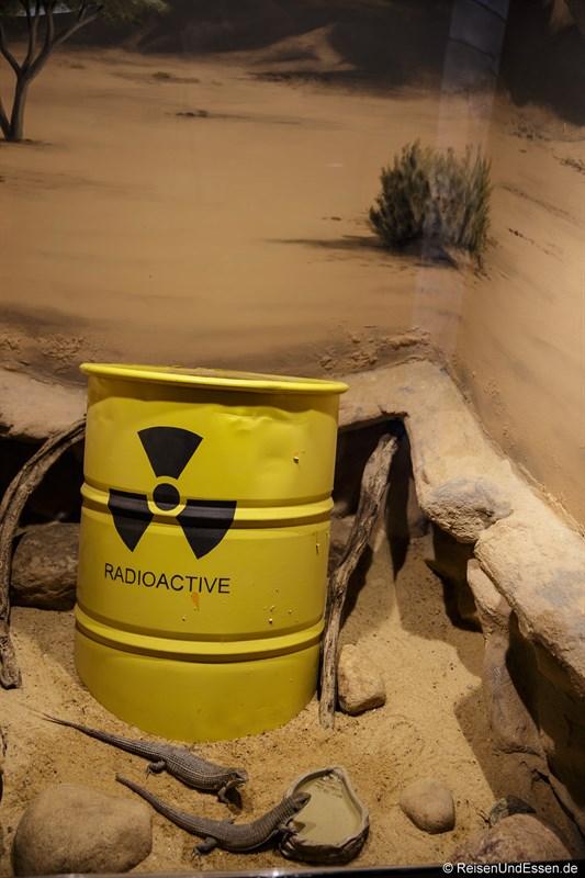 Atommüll in der Wüste