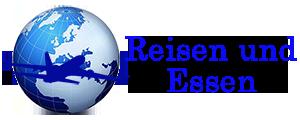 Reisen und Essen Logo