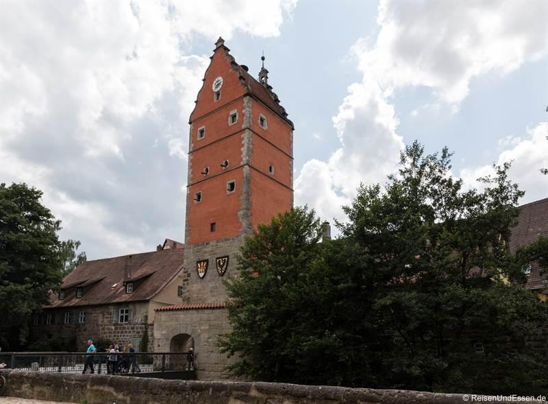 Wörnitztor in Dinkelsbühl