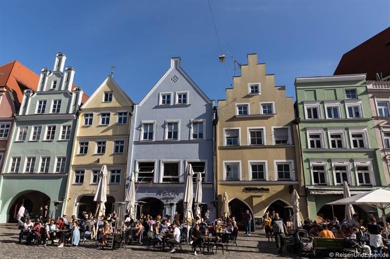 Altstadt 257 mit Satteldach
