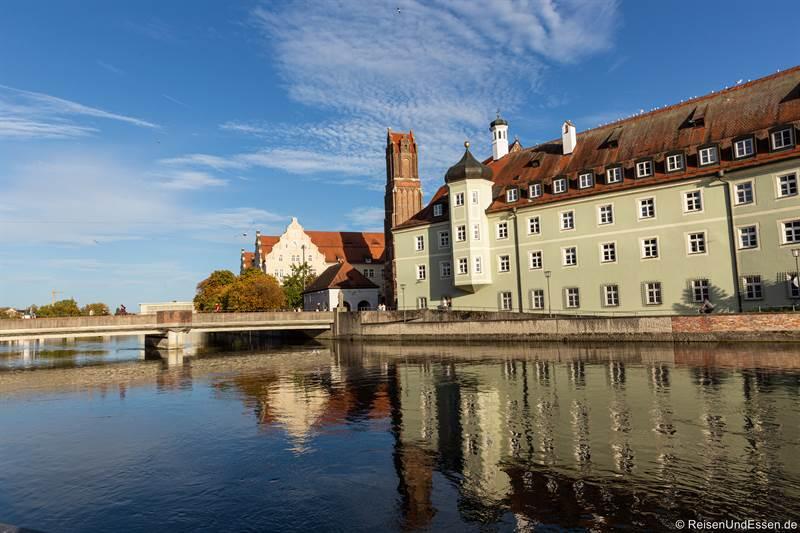 Heilig-Geist-Spital an der Isar in Landshut