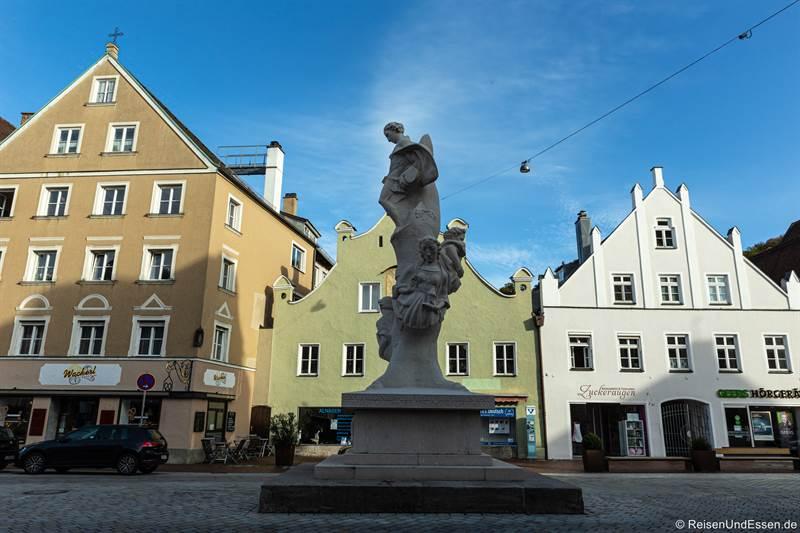 Kriegerdenkmal in Landshut