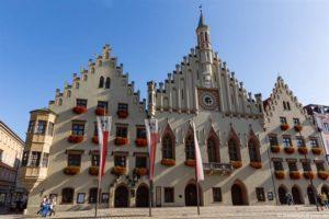 Sehenswürdigkeiten in Landshut – Rundgang durch Altstadt und Burg Trausnitz