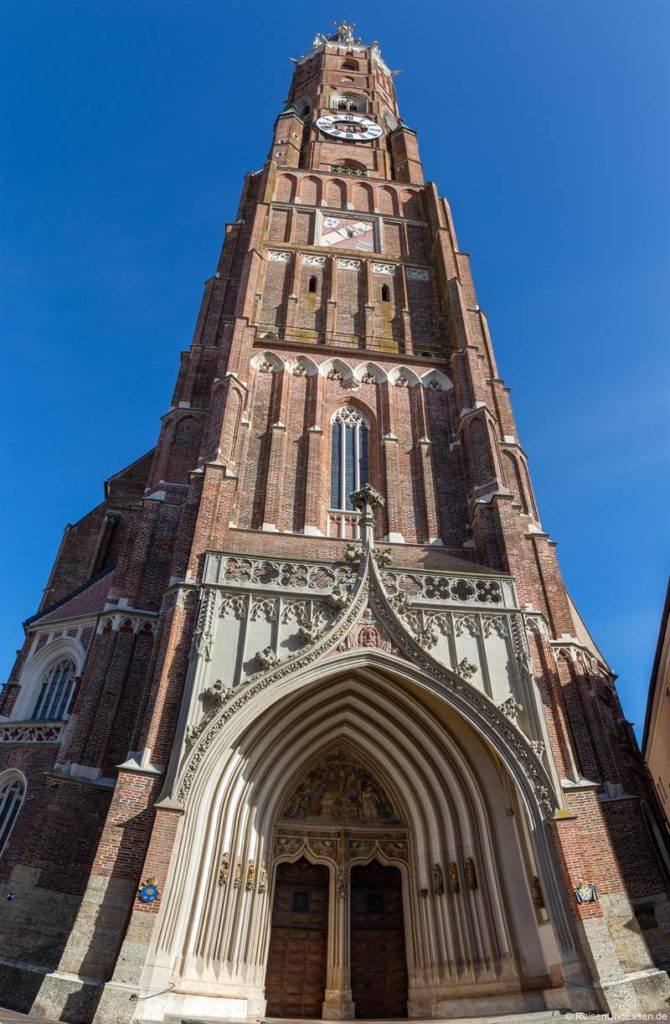 Stiftskirche St. Martin in Landshut