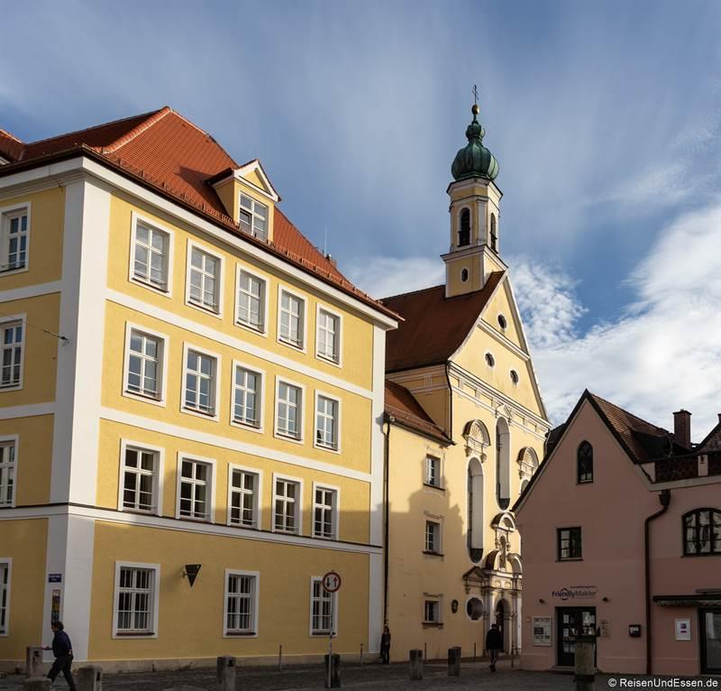Ursulinenkirche in Landshut