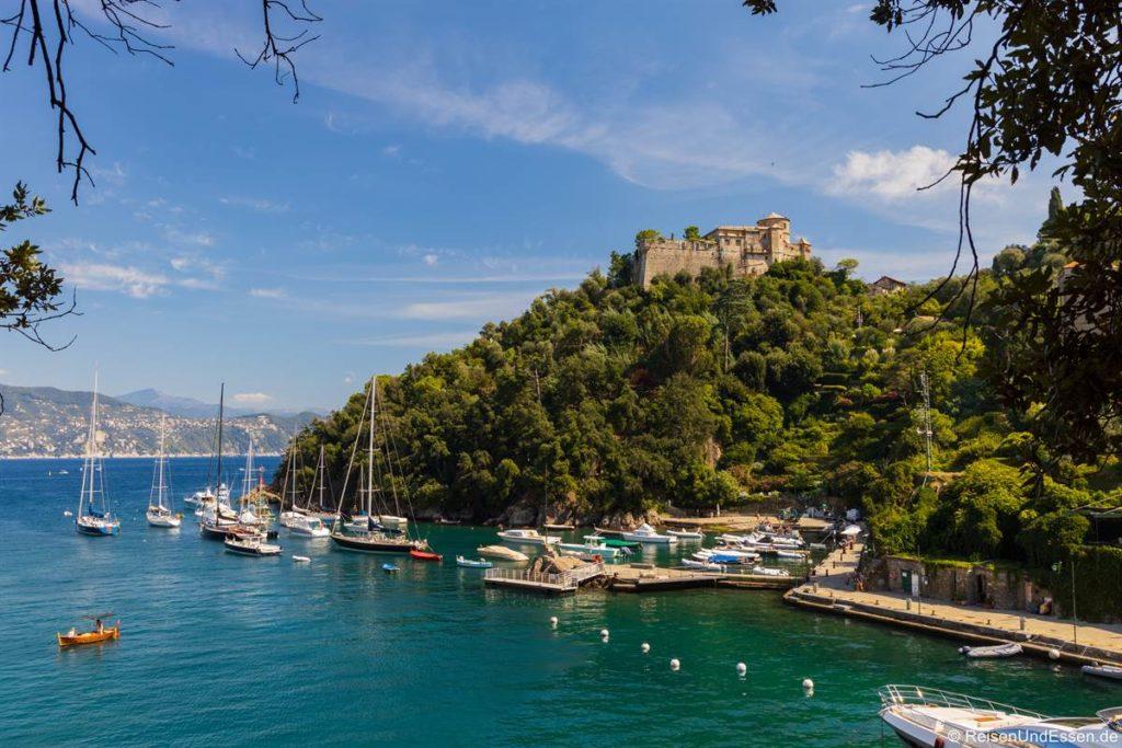 Castello Brown in Portofino