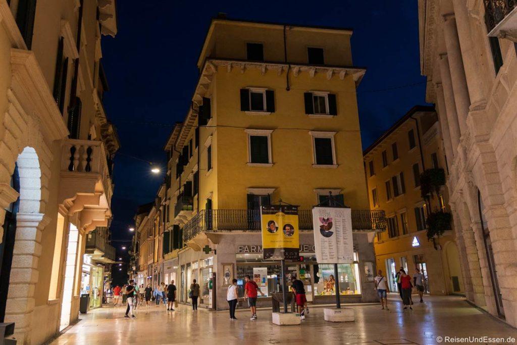 Fußgängerzone in der Altstadt