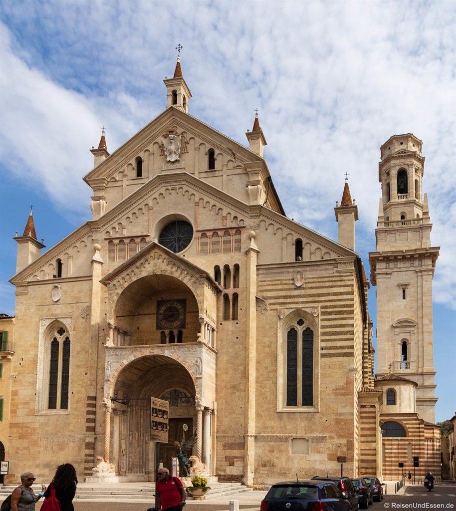 Dom oder Duomo - Sehenswürdigkeiten in Verona