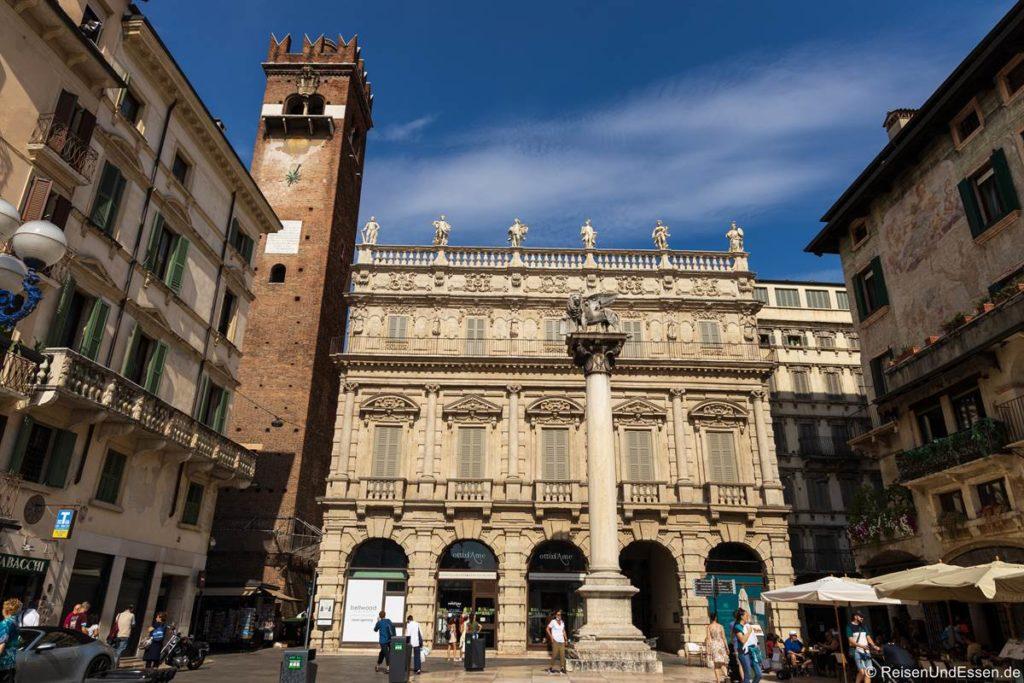 Palazzo Maffei in Verona