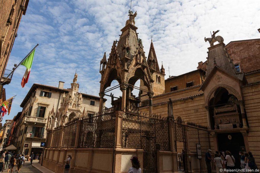 Scaliger-Grabmäler - Sehenswürdigkeiten in Verona