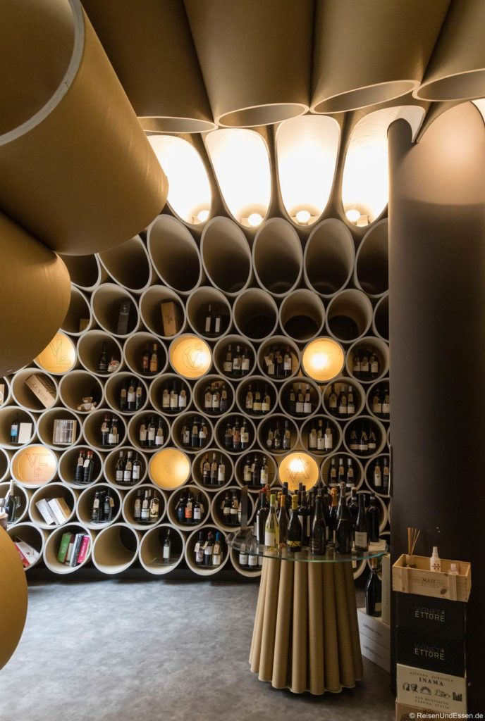 Weinhandlung in Verona