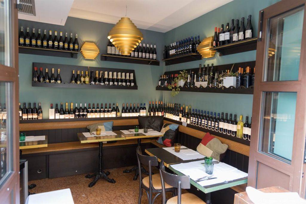 Weinbar in Verona