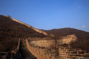 Chinesische Mauer in China