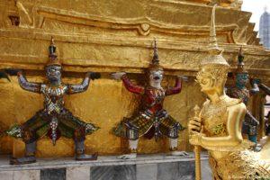 Königspalast in Bangkok in Thailand