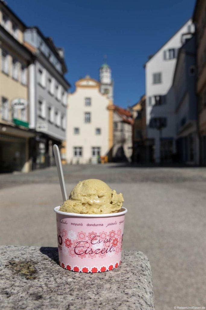 Eiszeit in der Bachstraße