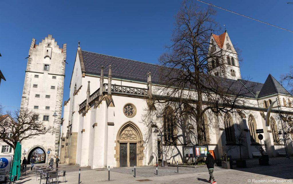 Liebfrauenkirche in Ravensburg