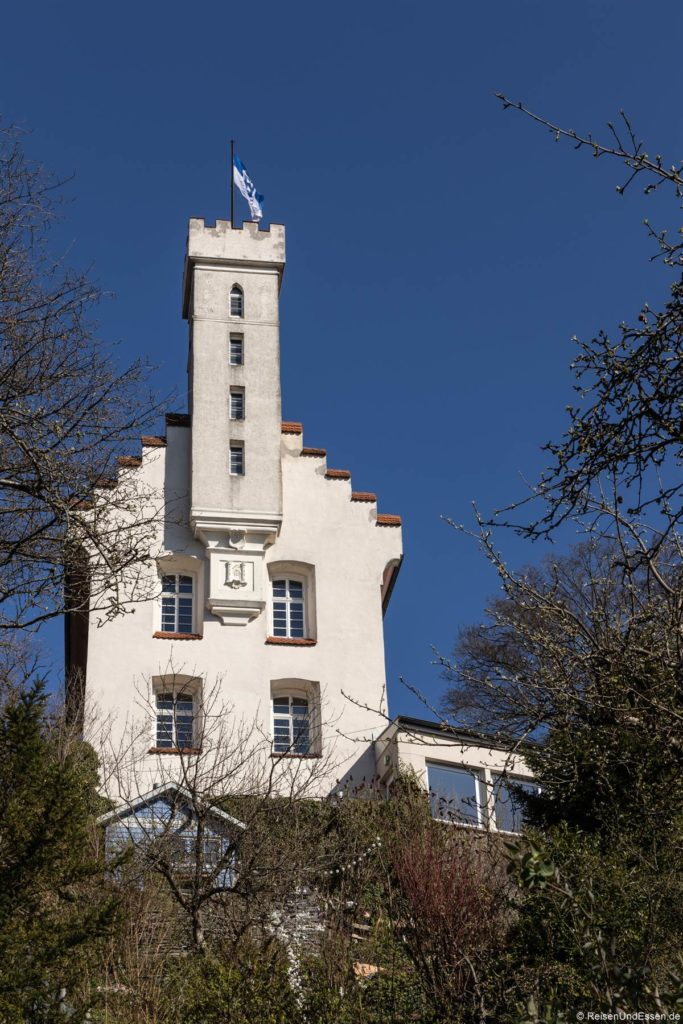 Veitsburg in Ravensburg