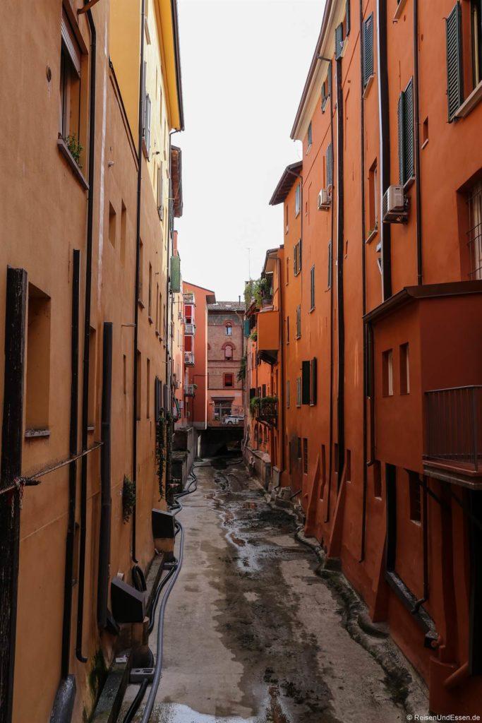 Kanal - Sehenswürdigkeiten in Bologna