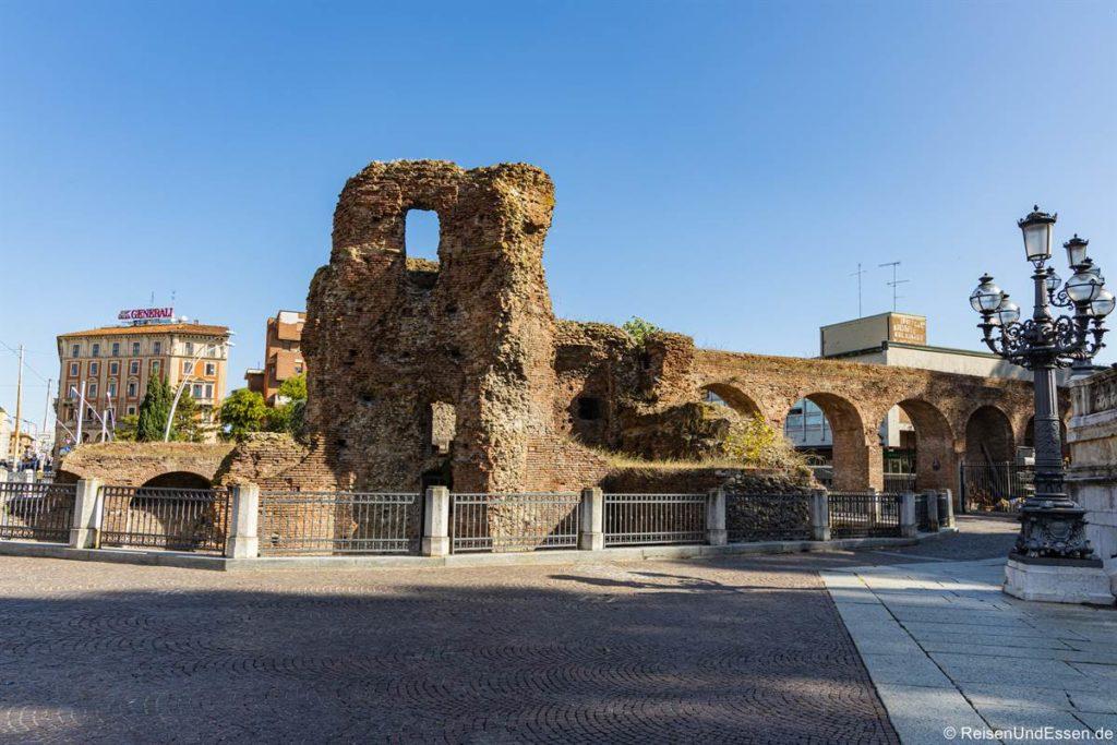 Stadtmauer in Bologna