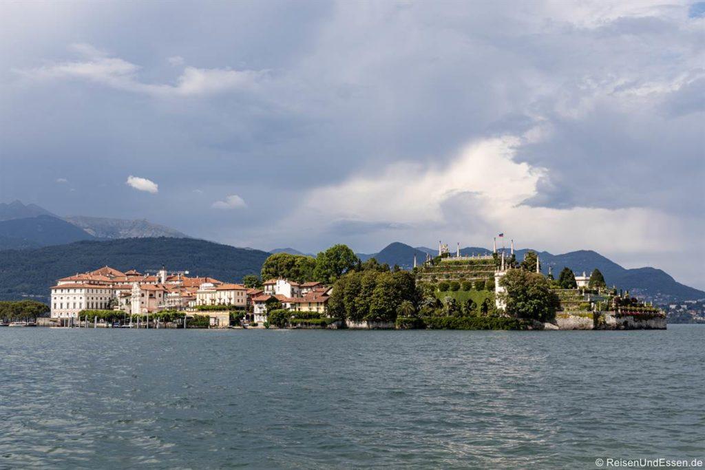Isola Bella im Lago Maggiore