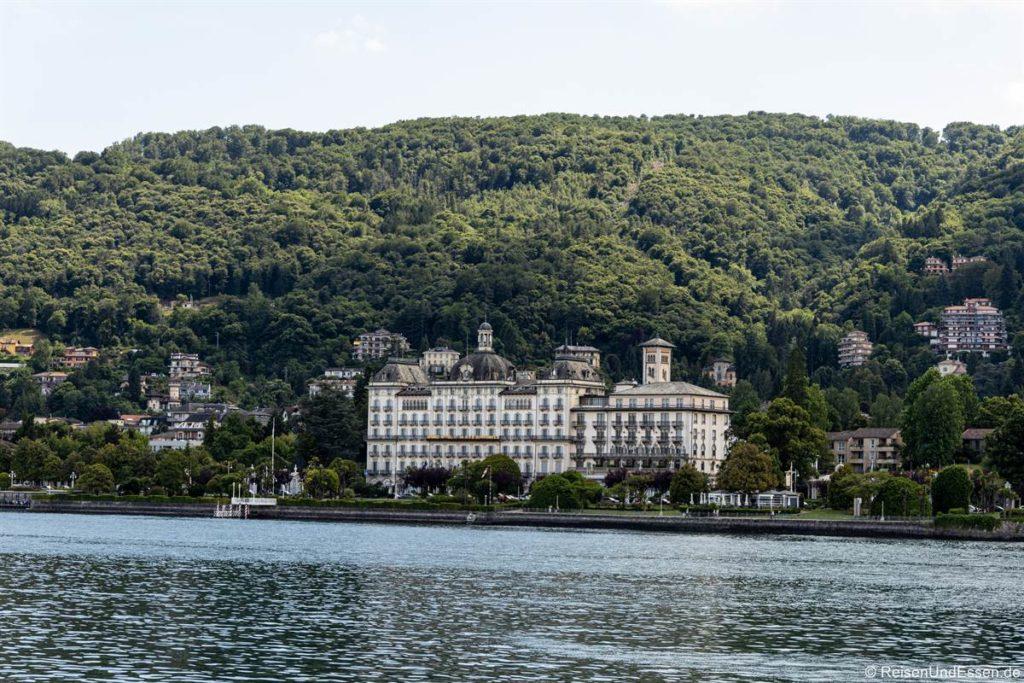 Grand Hôtel des Îles Borromées in Stresa am Lago Maggiore
