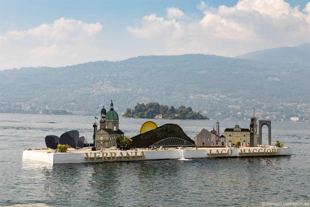 Sehenswürdigkeiten von Verbania am Lago Maggiore