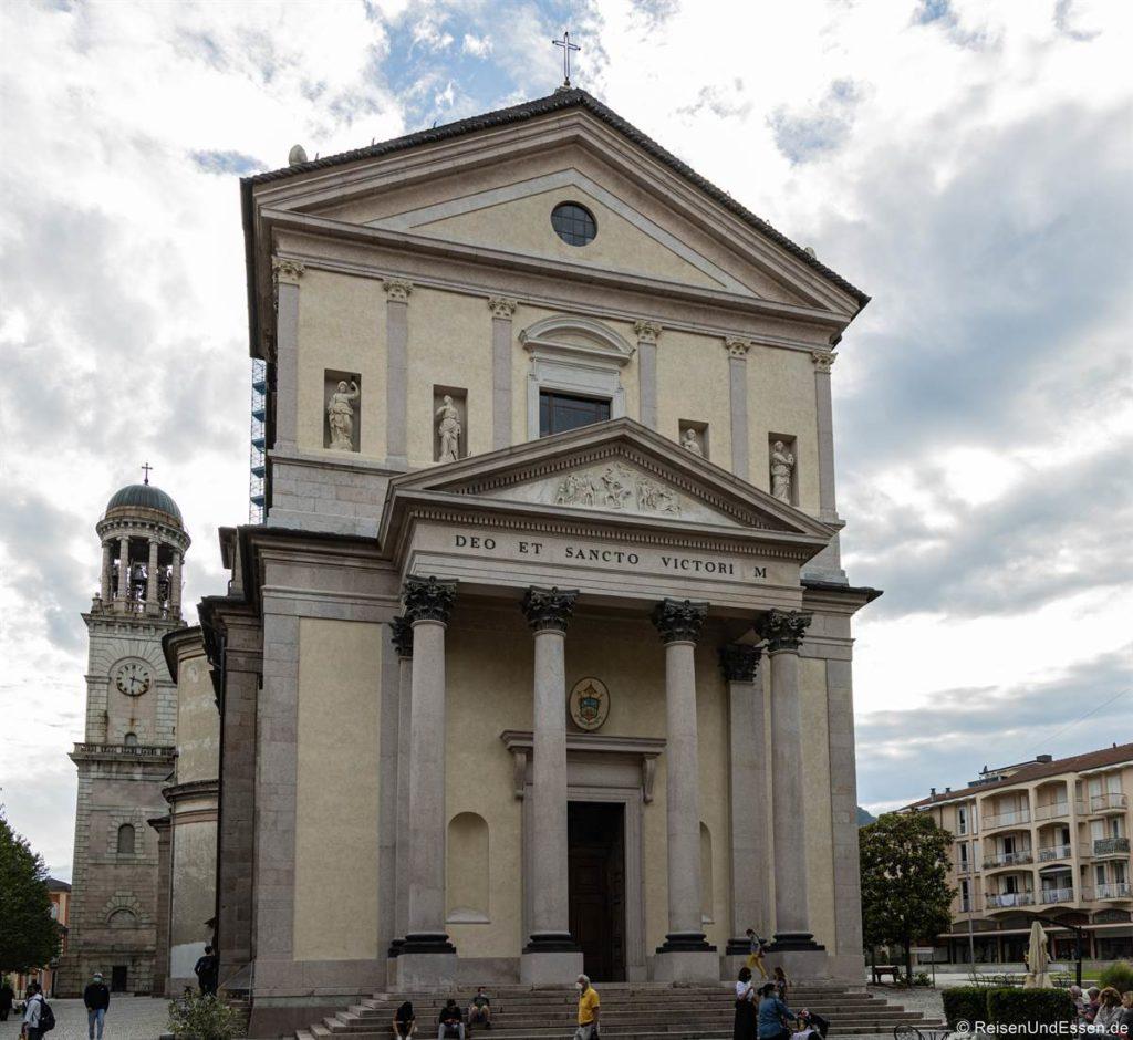 Basilika San Vittore in Verbania - Sehenswürdigkeiten am Lago Maggiore