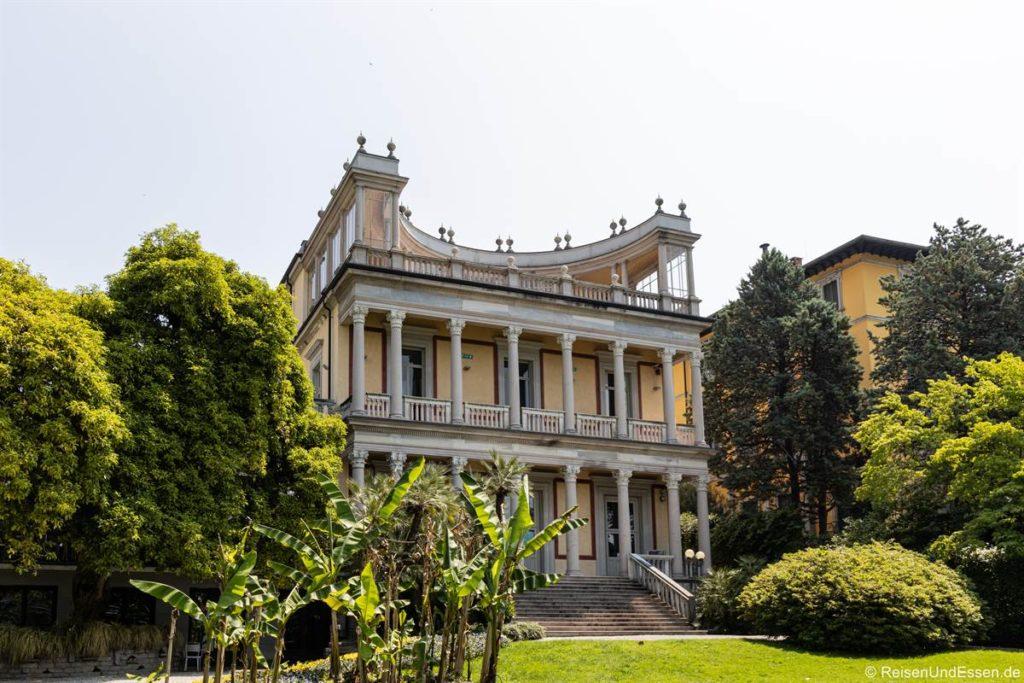 Villa Giulia in Pallanzo - Sehenswürdigkeiten am Lago Maggiore