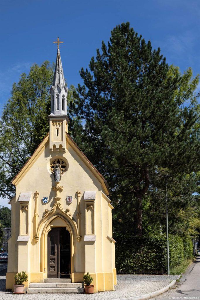 Max-Emanuel-Kapelle der Maurerzunft