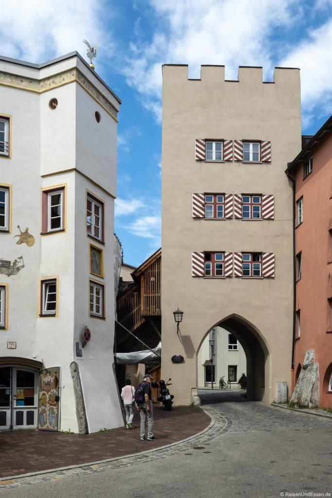 Roter Turm in Wasserburg am Inn