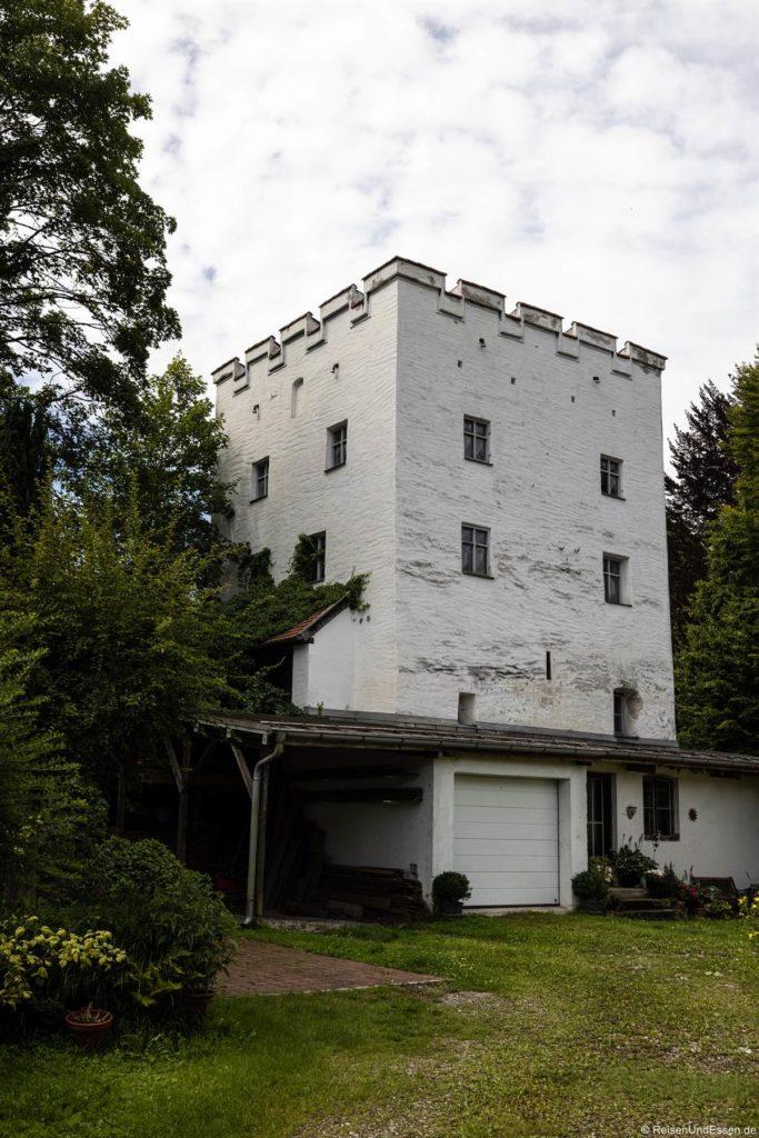 Pfendnerturm in Wasserburg am Inn