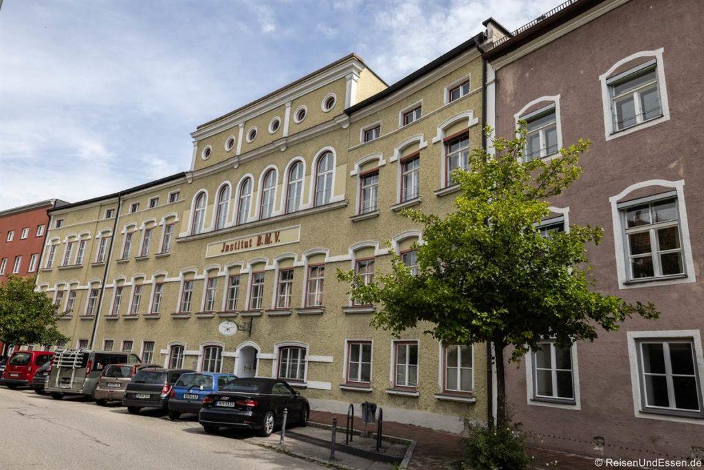 Salzamtsgebäude in Wasserburg am Inn