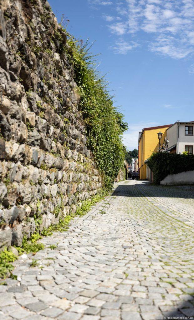 Stadtmauer - Sehenswürdigkeiten in Wasserburg am Inn