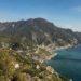 Blick auf Amalfiküste