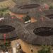 Rundhäuser der Hakka in Fujian
